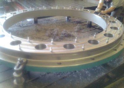 Andritz Hydro - Fabricacion Distribuidores Bucakkisla