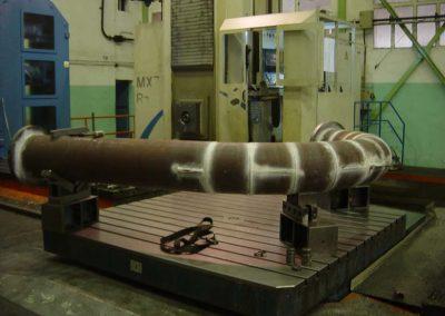 Andritz Hydro - Fabricacion 2 Turbinas Proyecto Providencia