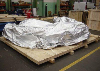 INYECTORES - Andritz Hydro - Fabricacion 2 Turbinas Proyecto Providencia