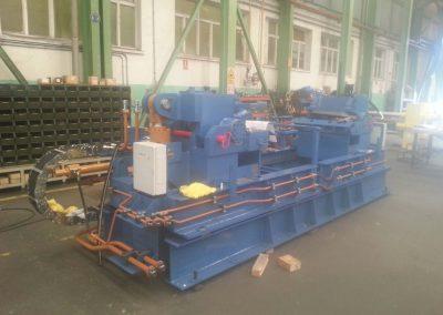 Entalladora - ArcelorMittal - Primetals Fabricación maquinaria línea Decapado N2 Aviles